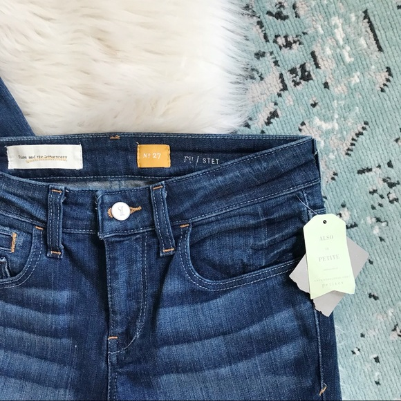 Anthropologie Denim - NWT Pilcro & the Letterpress | Slim Bootcut Jeans